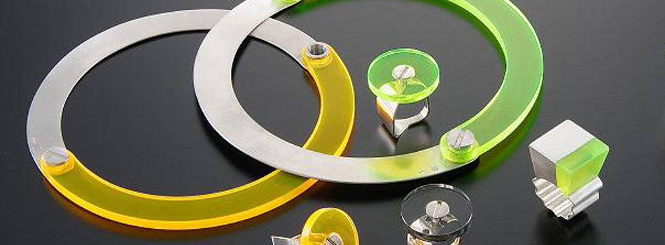 Contemporary Jewelry by Aki Ichiriki Design